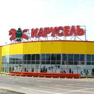 Гипермаркеты Острогожска