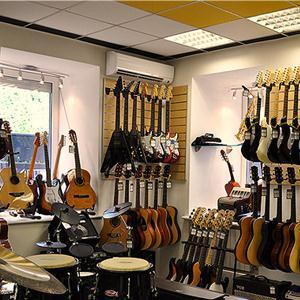 Музыкальные магазины Острогожска