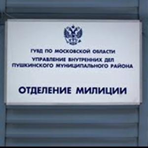 Отделения полиции Острогожска