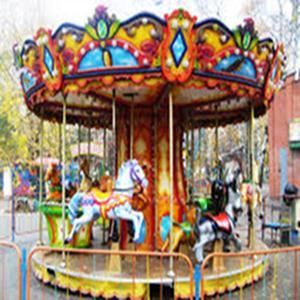 Парки культуры и отдыха Острогожска