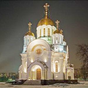 Религиозные учреждения Острогожска