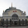 Железнодорожные вокзалы в Острогожске
