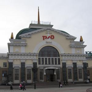 Железнодорожные вокзалы Острогожска